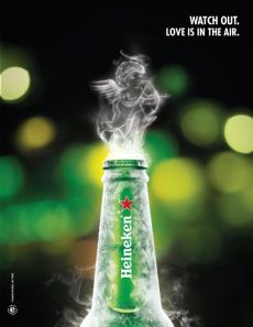 Love is in the Air-Heineken