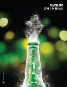 Love is in the Air-Heineken