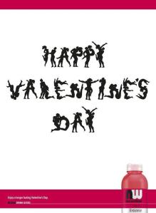 Happy Valentine's Day-Nutrient Water
