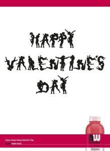 Happy Valentine's Day-Nutrient Water
