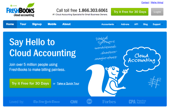 Freshbooks-Call-to-Action