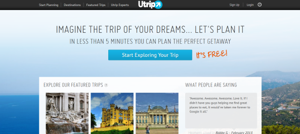 UTrip_ScreenShot