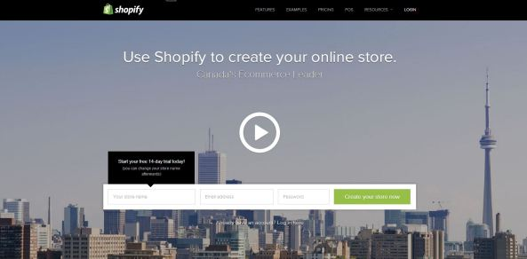 video-on-a-CTA shopify