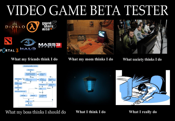 video_game_beta_tester_what_my_friends_think_i_do