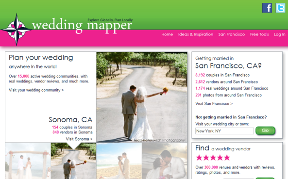 Wedding_Mapper