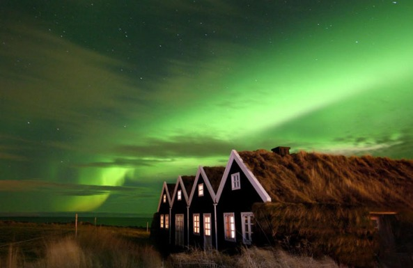 Cottages in Iceland
