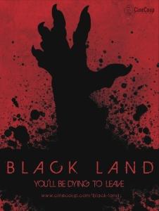 Black Land Official Poster