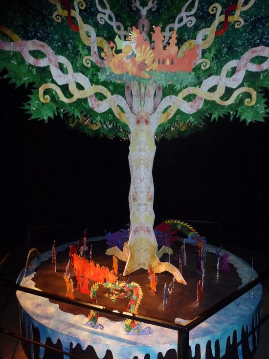 The Yggardsil World Tree