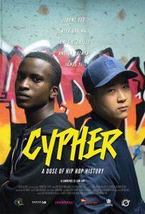 cypher-poster
