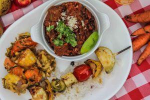 Gleaned Vegetarian Chili Featured in Moosemeat and Marmalade Season 3