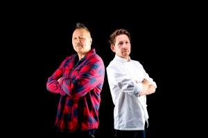 Art Napoleon and Chef Dan Hayes Moosemeat and Marmalade