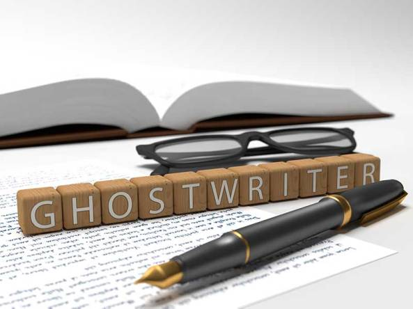 What is Ghostwriting