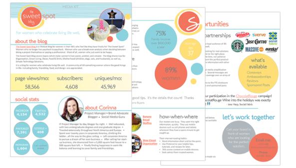 Sample Media Kit for Non-Profits